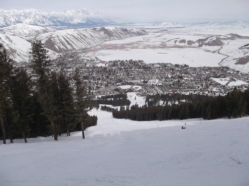 Snow King Mountain, Jackson  Guía del complejo