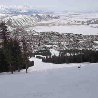 The Town of Jackson Hole, Snow King Mountain, Jackson