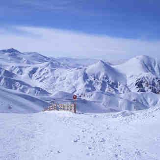 Mt Palandöken Number 21