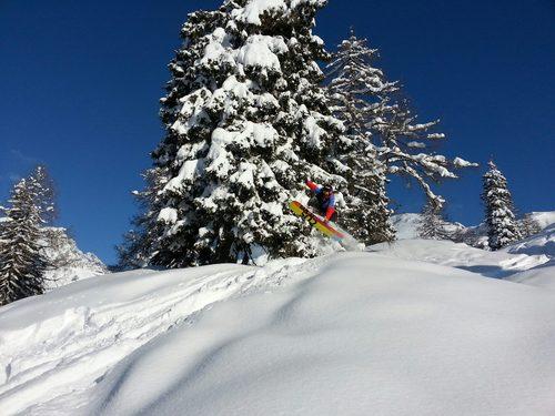 Nassfeld Ski Resort by: sergio