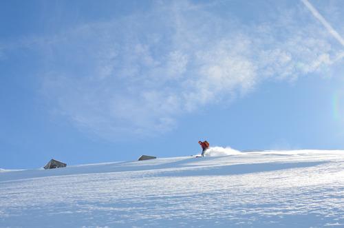 Flumserberg Ski Resort by: Jacob Reuthammar