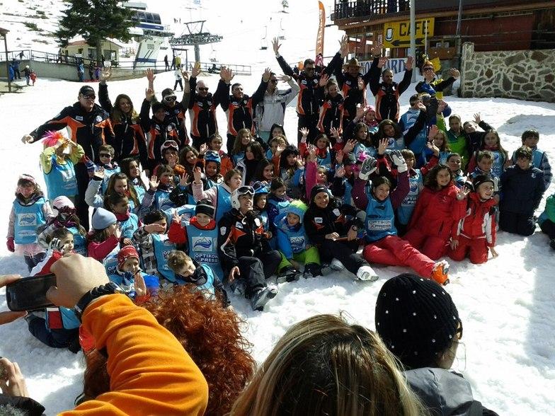 skiteam.gr 2013, Seli