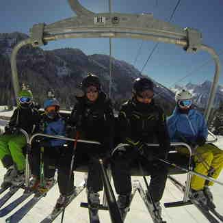 Les Molliets Chairlift, Morillon