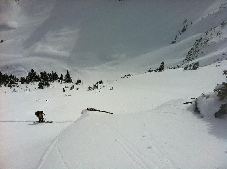 Adrenalin Descents ACMG Guided Ski Touring, Kicking Horse