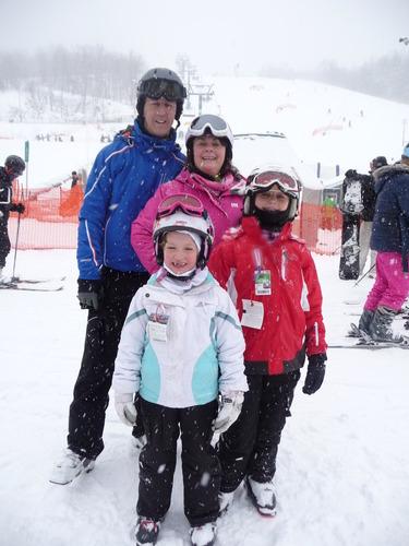 Mont Tremblant Ski Resort by: joanne nye