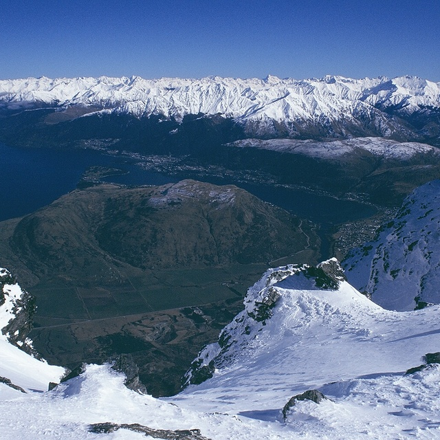 Southern Alps, Remarkables