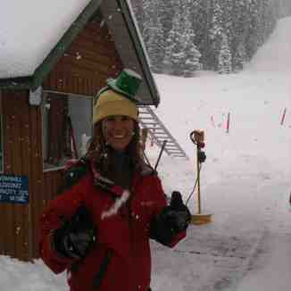 Snow Fairy Lift Op, Manning Park Resort