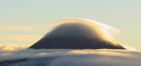 Mt Ngauruhoe from Whakapapa