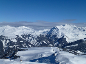 BEAUTIFUL DAY in PERFECT SCENERY, Arosa photo