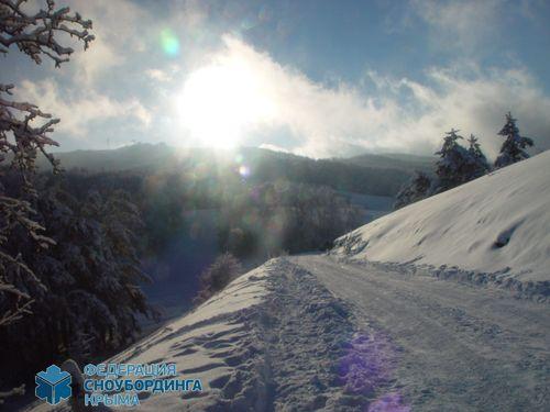 Ay-Petri Ski Resort by: Anton Crimean Snowboard Federation