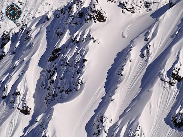 A perfect day!, Puma Lodge - Chilean Heliski