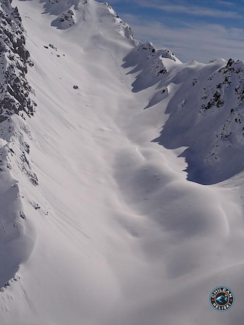 Where's Waldo?, Puma Lodge - Chilean Heliski