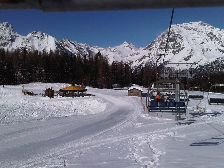 Chiesa Valmalenco - Bella Ski Italia