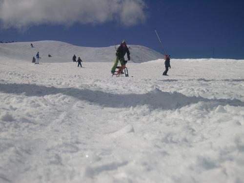 Valdezcaray Ski Resort by: leire