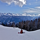 SKIING + PHOTOGRAPHY, Crans Montana