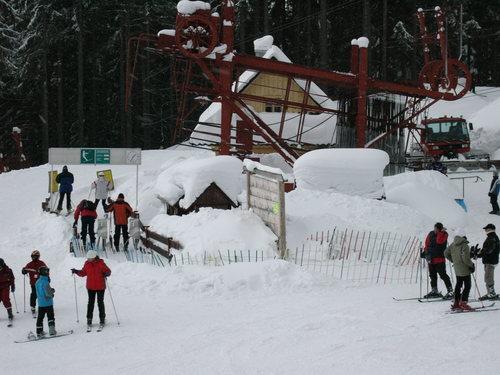 Kubinska Hola Ski Resort by: Juraj Trnovsky