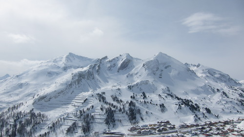Obertauern Ski Resort by: Keith McDonald