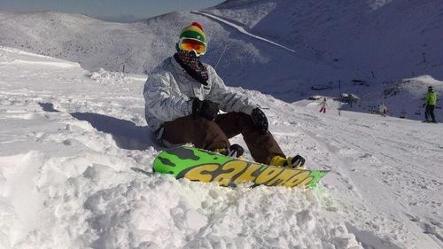 Valdezcaray Ski Resort by: BorjaRojo46