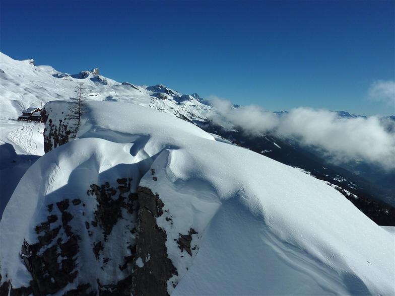 BEAUTIFUL DAY  in  Crans - Montana, Crans Montana