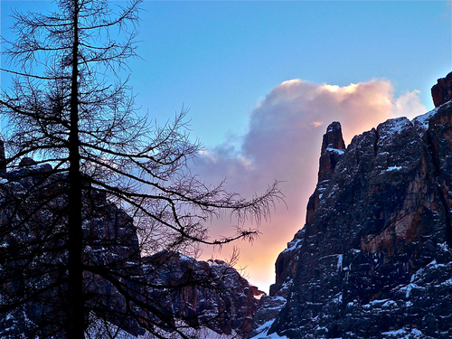 Badia (Alta Badia) Ski Resort by: Denise Hastert