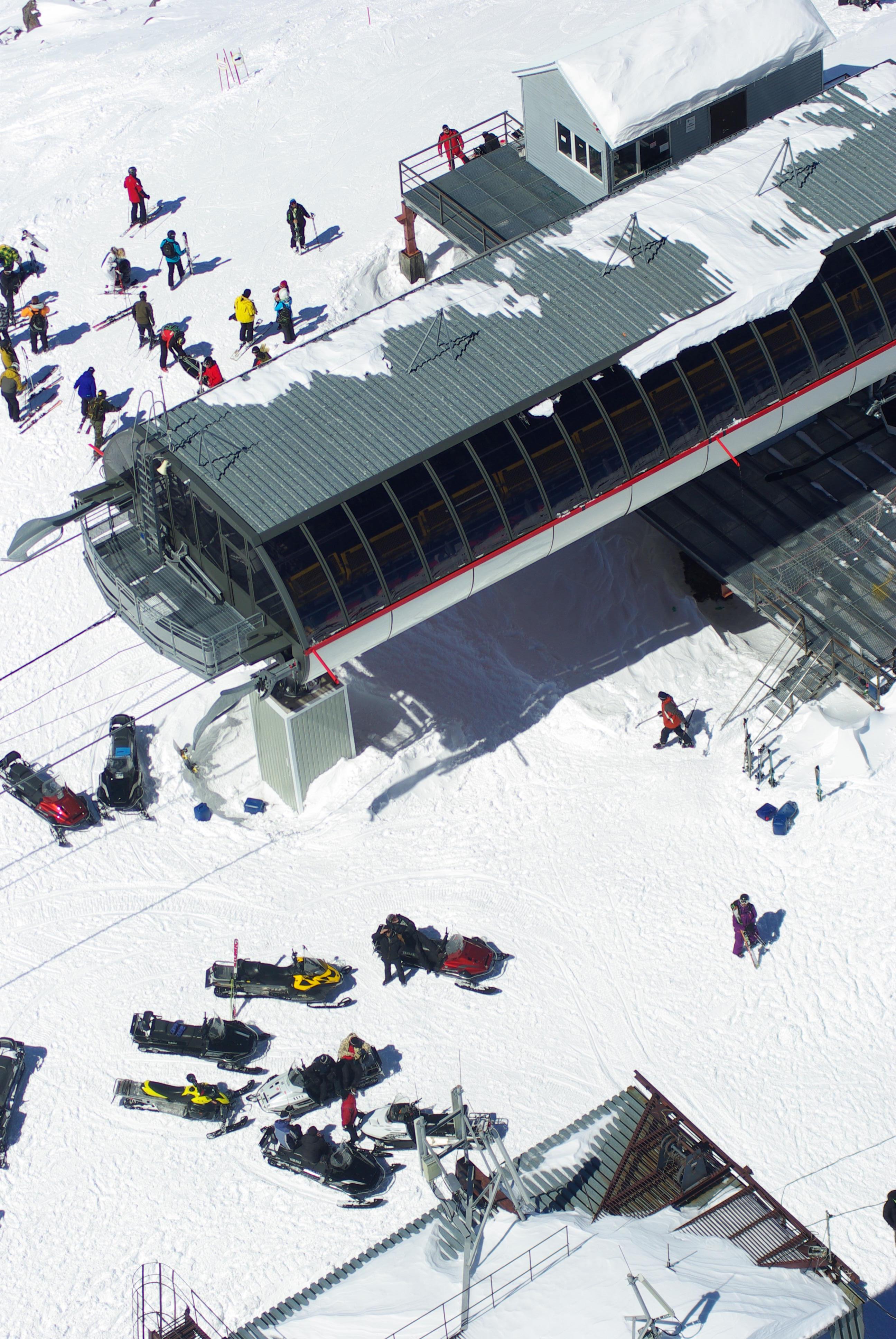 mir 3500, Mt Elbrus