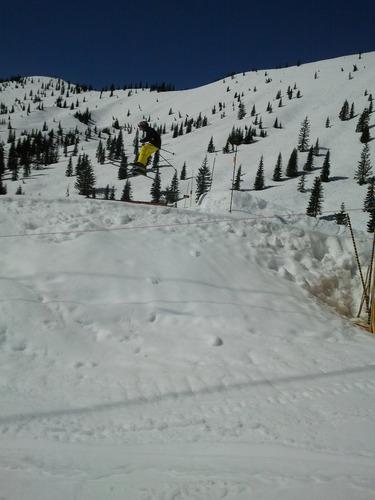 Sasquatch Mountain Resort Ski Resort by: Val