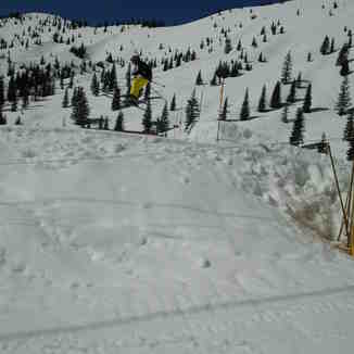 Little Man Getting better, Sasquatch Mountain Resort