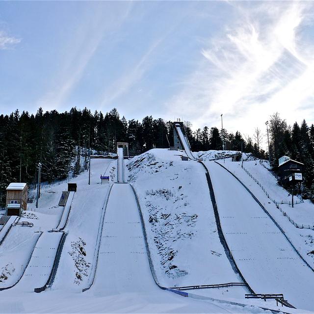 ADLERSCHANZE Hinterzarten, Hinterzarten/Skizentrum Thoma