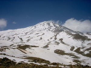 Mount Damavand photo