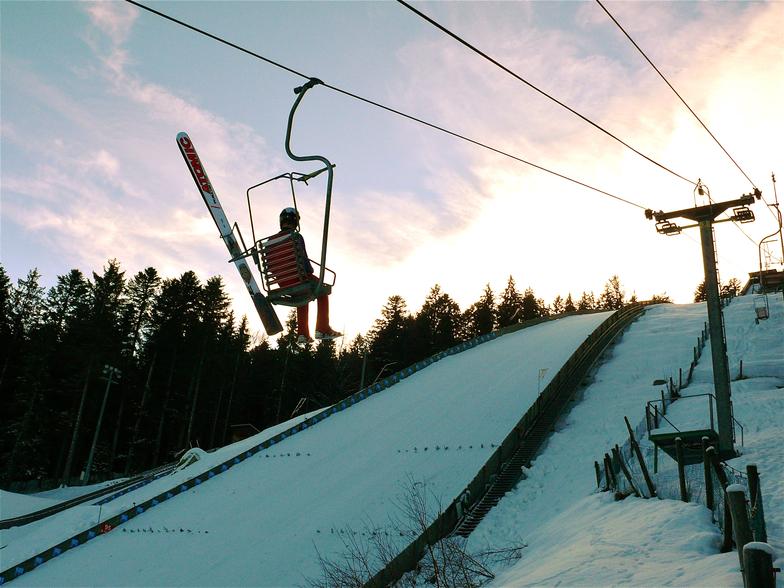 WAY UP, Hinterzarten/Skizentrum Thoma