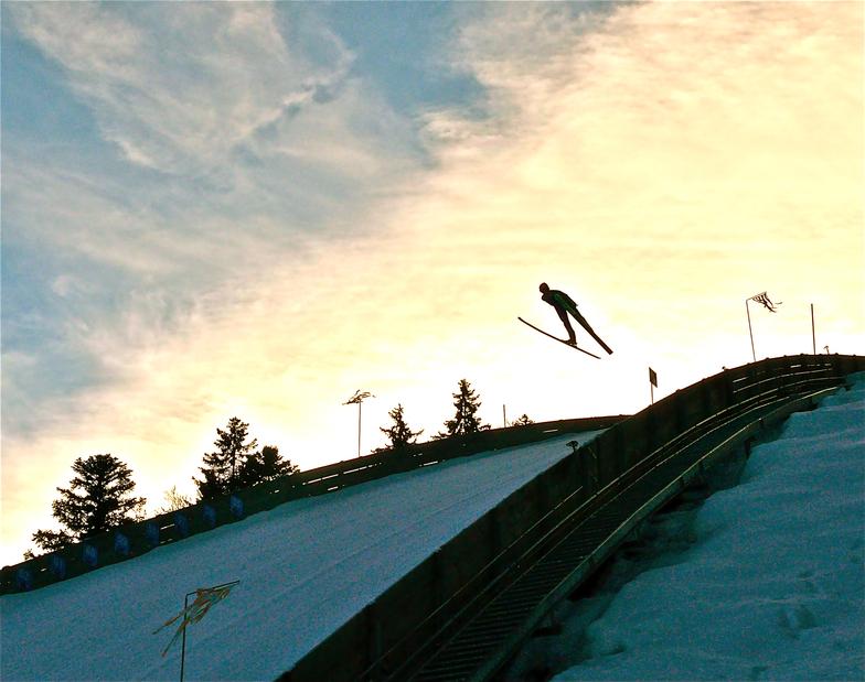 Hinterzarten/Skizentrum Thoma snow