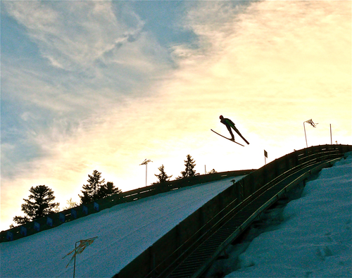 Hinterzarten/Skizentrum Thoma  Reiseführer Skiort