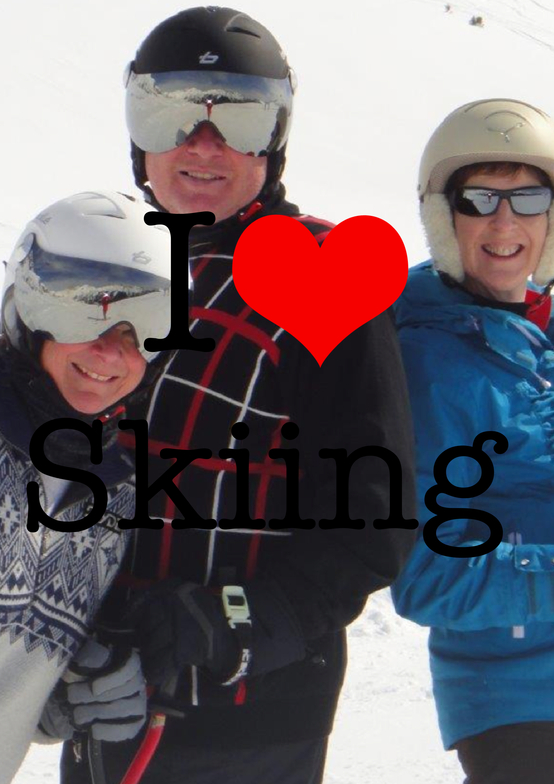 Enjoy Skiing in Oz, Oz en Oisans