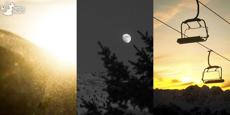 2013-01-23 | Moon, Patscherkofel