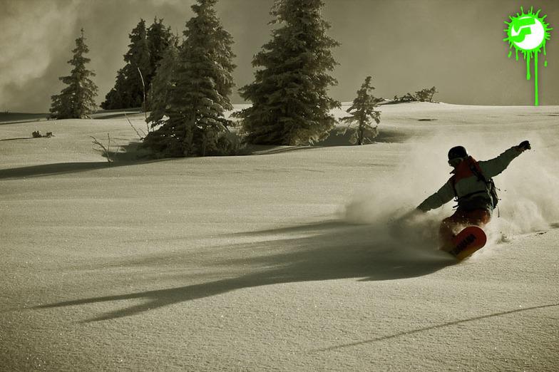 2011-12-21 | Spray, Waidring