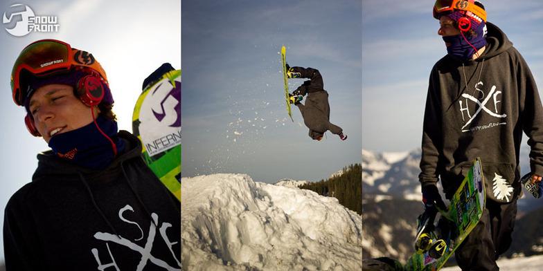 2012-12-24 | Rodeo, Waidring