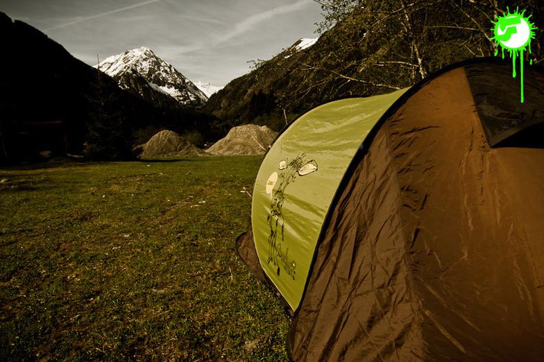 2012-05-11   Camping, Stubai Glacier