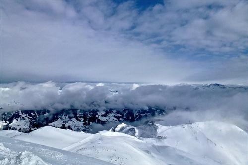 Arosa Ski Resort by: Denise Hastert