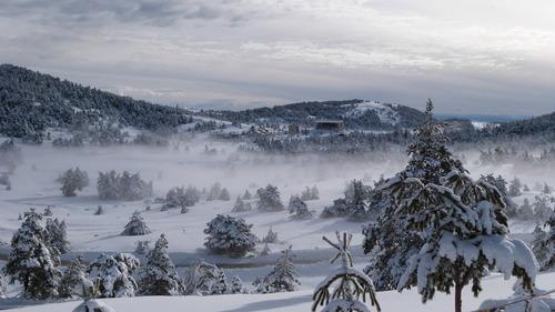 Gréolières Les Neiges  Reiseführer Skiort