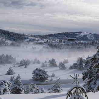 The Nordic area, Gréolières Les Neiges