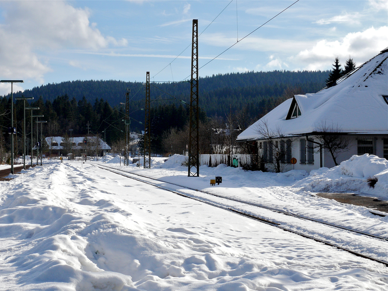 HINTERZARTEN, Hinterzarten/Skizentrum Thoma