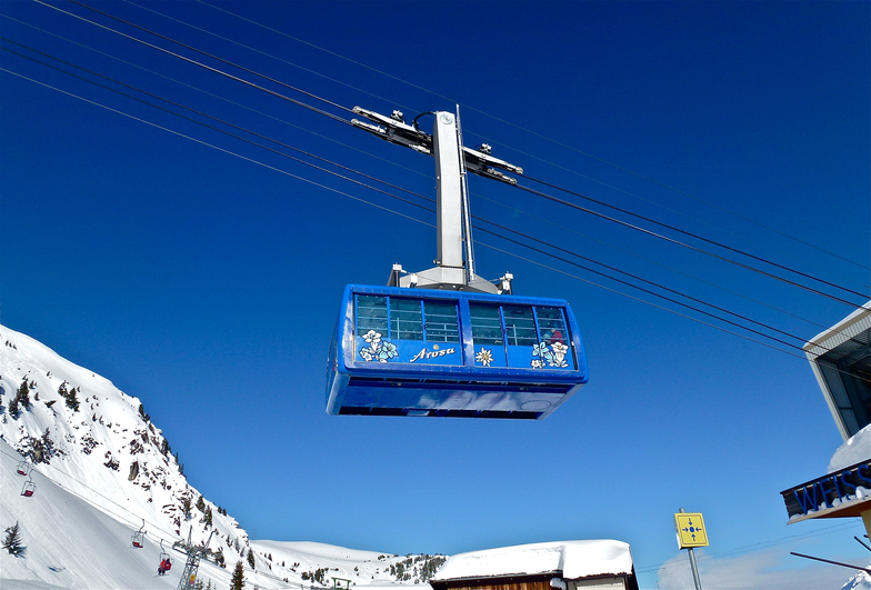 HIGHER and HIGHER, Arosa