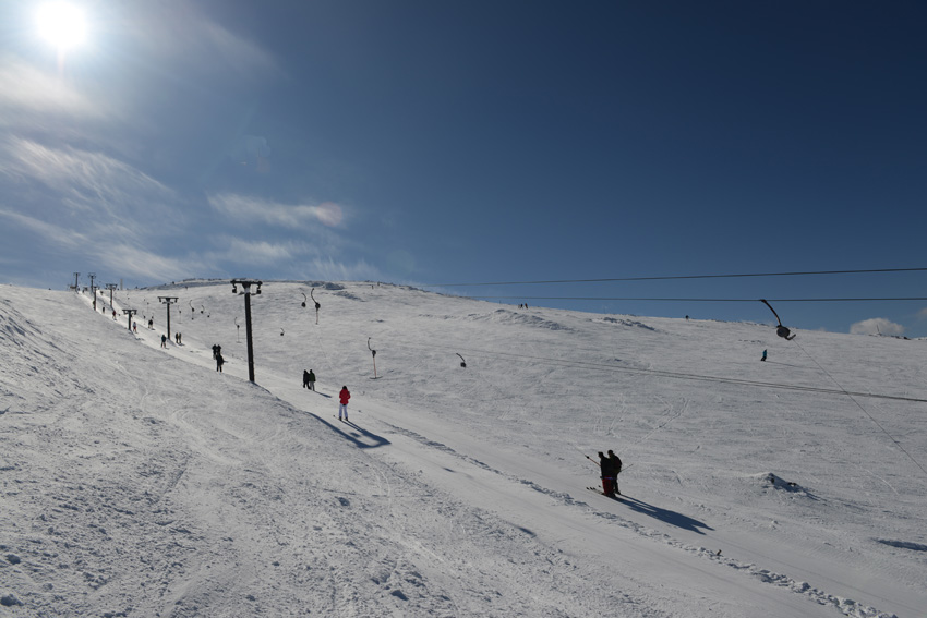 Main Basin, Glencoe Mountain Resort