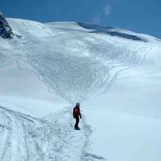 Glacier de la Girose La Grave CY Apr 2005, La Grave-La Meije