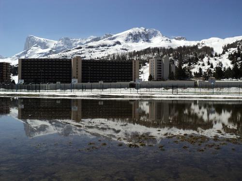Dévoluy Ski Resort by: Max Murphy