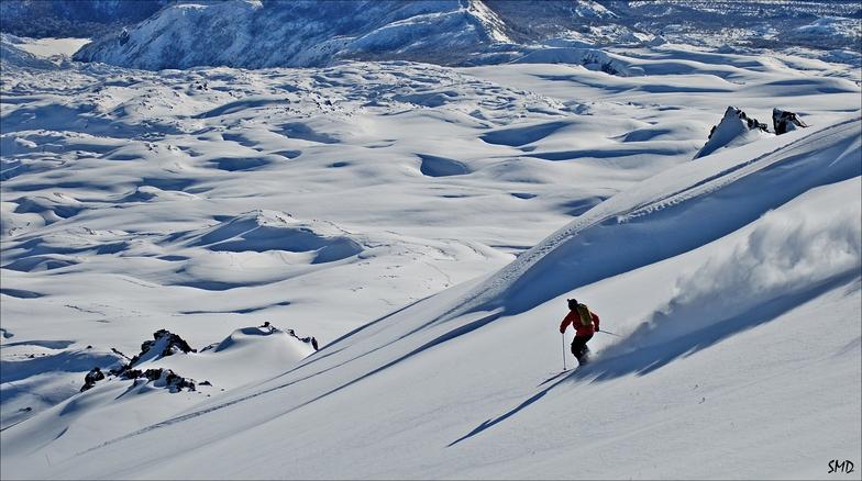 VOLCANO, Nevados de Chillan