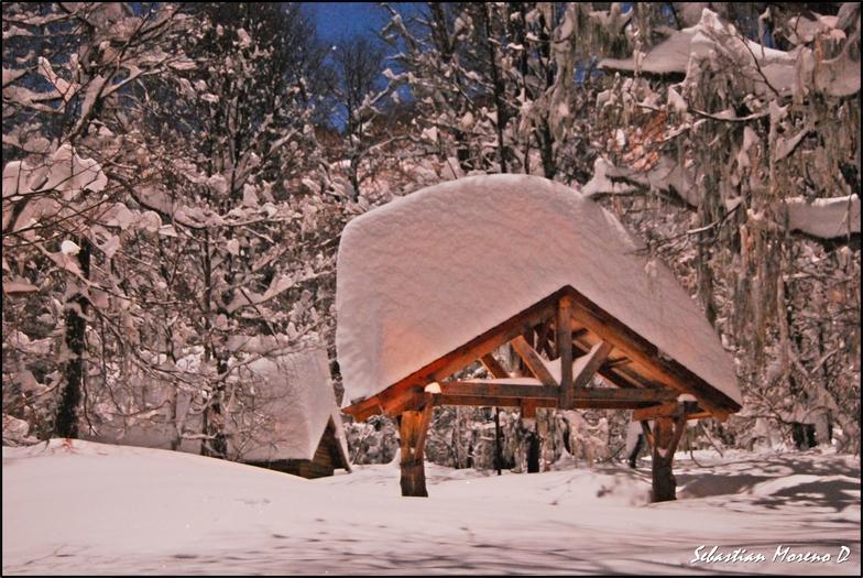 La lecheria, Nevados de Chillan