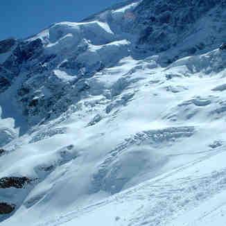 Glacier du Rateau La Grave CY Apr 2005, La Grave-La Meije