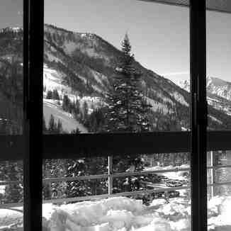 The Lodge At Snowbird Utah.