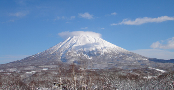 Niseko Village snow